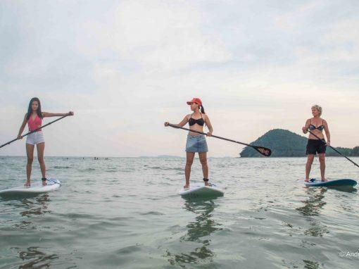 C Water Adventure