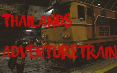 "Last Day in Bangkok – Thailands ""Adventuretrain"""