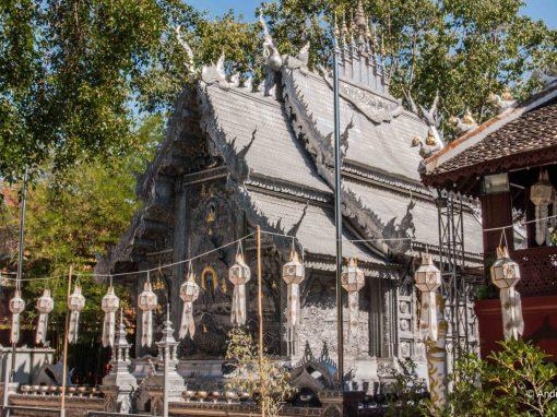 Silver Tempel